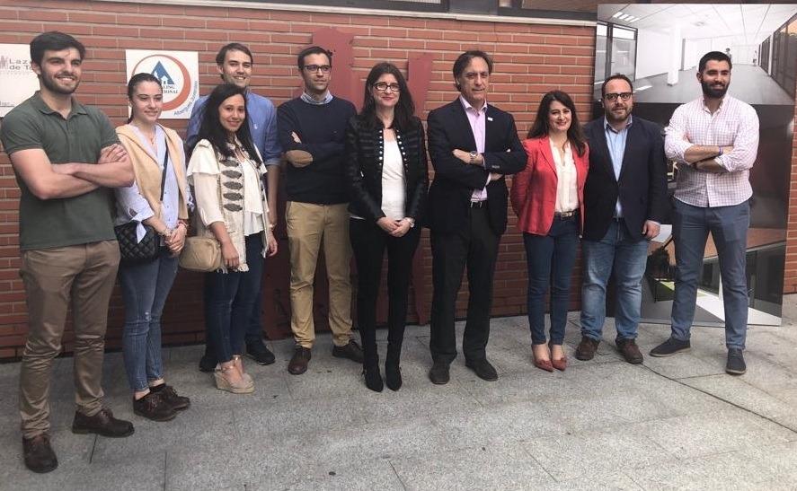 """García Carbayo transformará el albergue municipal """"Lazarillo de Tormes"""" en un gran Centro Juvenil"""
