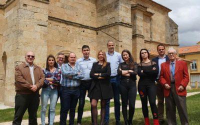 Compromiso e ilusión son las claves de la candidatura del Partido Popular de Castellanos de Moriscos