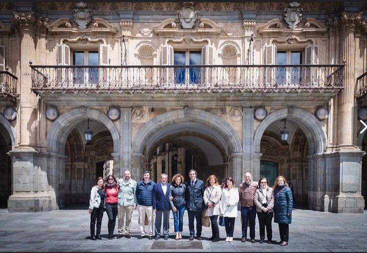 Dolors Montserrat compromete que España siga recibiendo los 47.500M€ con un Partido Popular fuerte en Europa