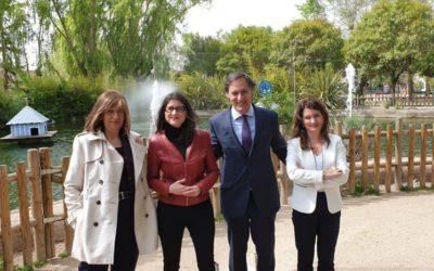 Carlos García Carbayo presenta un modelo de ciudad sostenible que genera oportunidades de empleo en torno al medio ambiente
