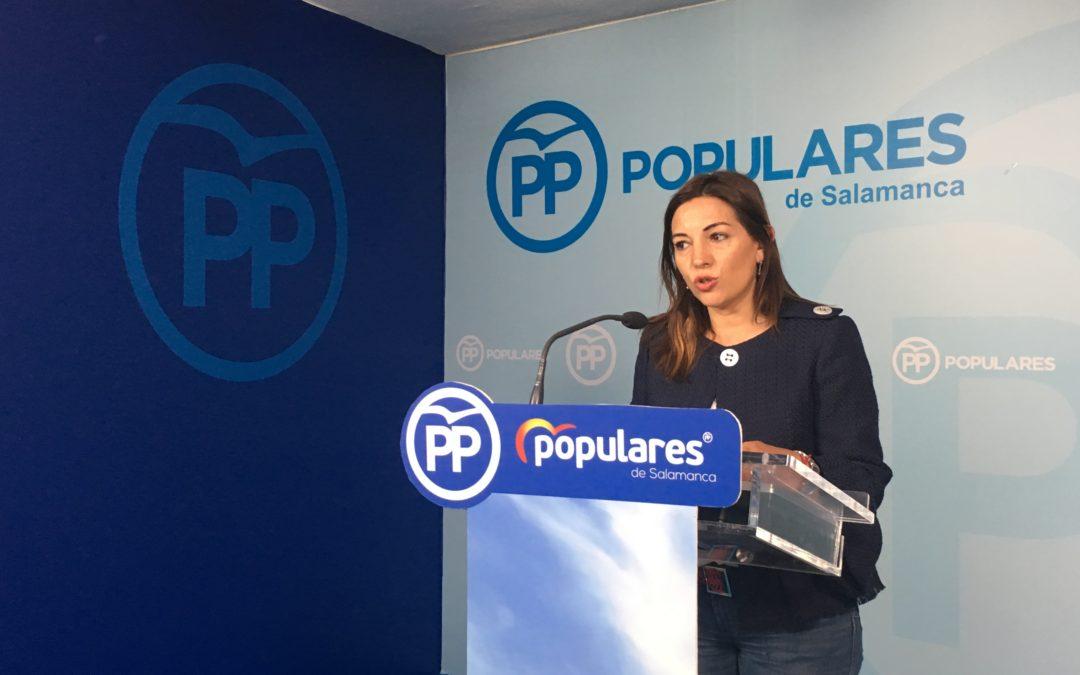 El PP presenta las medidas de su programa autonómico en materia de familia y mayores, servicios sociales e igualdad de oportunidades