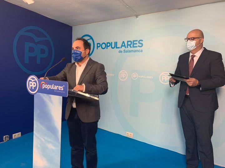 El Partido Popular propone al Gobierno la instalación en la ciudad de un centro de competencia digital de Renfe