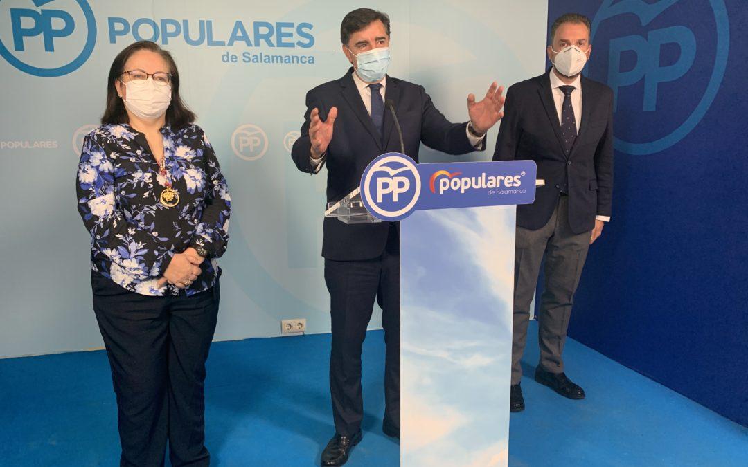 """""""El NO de ayer es un gran SI a la única alternativa útil y creíble al Gobierno de Sánchez: la que representa el Partido Popular de Casado"""""""