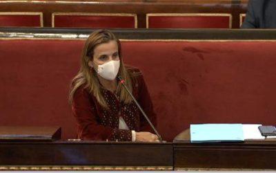 """Esther del Brío: """"La ciencia y la salud deben estar por encima de los enredos políticos de Sánchez"""""""